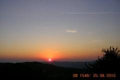 l'alba del giorno più lungo a solara