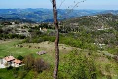 panorama dal Montefreddo