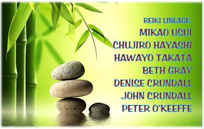 lineage Reiki